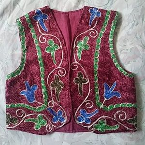 Other - Unique design Vest